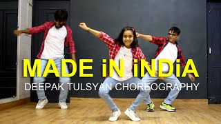 Guru Randhawa: MADE IN INDIA | Elnaaz Norouzi | Deepak Tulsyan Dance Choreography