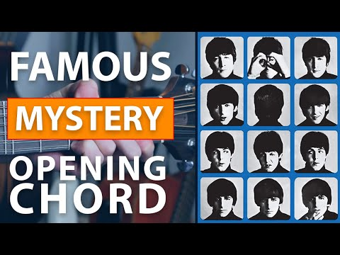 The Beatles - A Hard Days Night Guitar Lesson Tutorial // SOLO + 12 String Chords