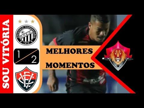 Operário 1 X 2 Vitória Melhores Momentos Brasileirão 2019 Série B