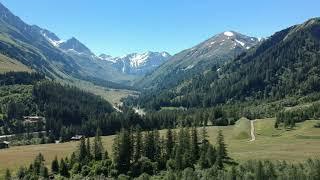 Camping des Glaciers / Switzerland 2018