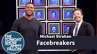 Facebreakers with Michael Strahan