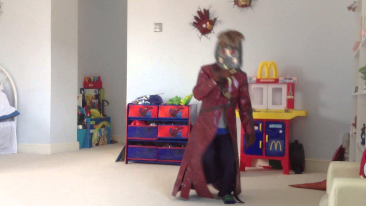 Star Lord Costume Kids