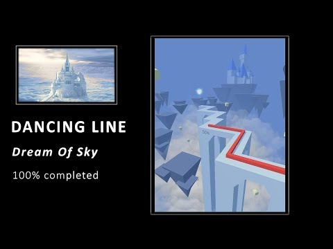 DANCING LINE - Dream Of Sky (Official Composer)