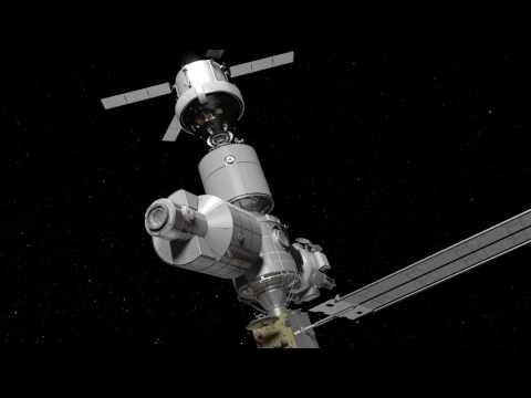 Boeing: Path to Mars (Deep Space Gateway)