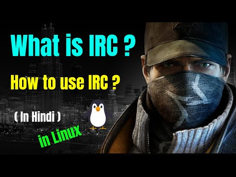 What Is IRC And How To Use IRC Client In Linux IRSSI Tutorial IRSSI CLIENT