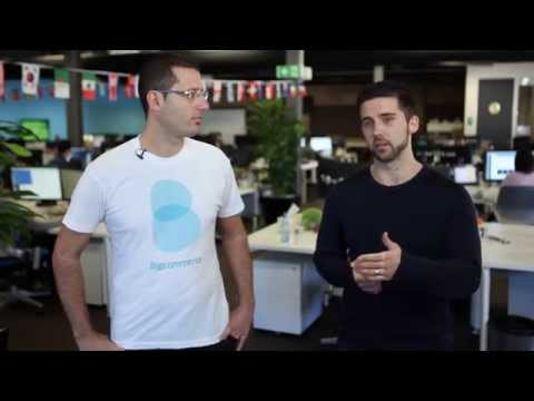 Career success stories: Eddie and Mitch  (Founders, Big Commerce)