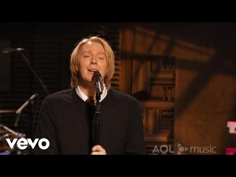 Clay Aiken - On My Way Here (Sessions@AOL)