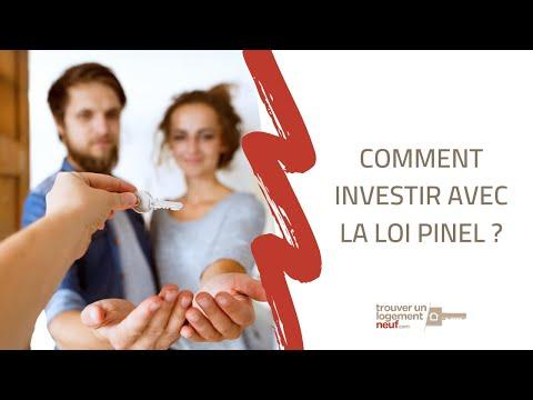 Neuf Avantages PinelSes Investir Pour L'immobilier Dispositif Dans 76gyYbf