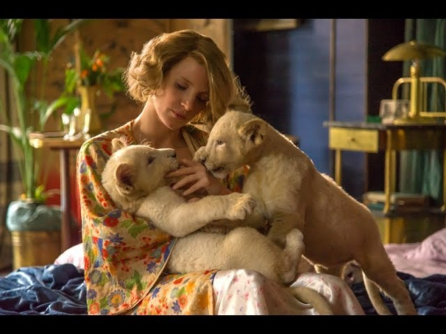 Úkryt v ZOO (The Zookeeper's Wife) - oficiálny trailer