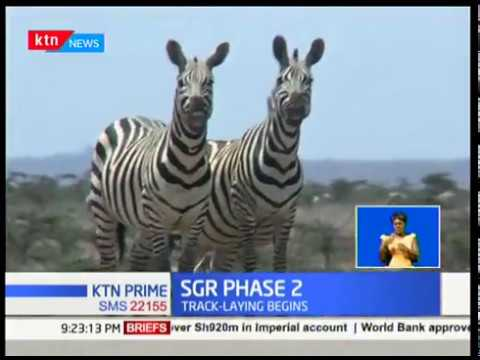 Construction of controversial section of SGR's second phase begins