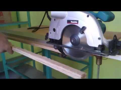 видео: Самодельная направляющая шина