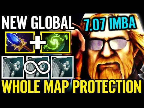 WHOLE MAP Protection General BEST SUPPORT OMNI Dota 2