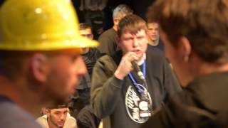 KOSTAN y DARY vs BUBBA SY y MARK - Semifinal - FullRap Party - (21/01/2017) (VIDEO)