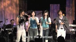 魅惑のスタンダードポップス 2009年5月31日放送 bless4、爽やかですね!