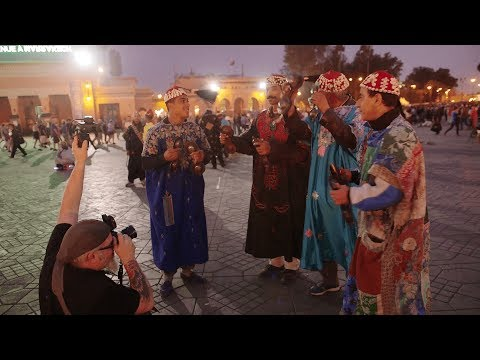 Mystical Marrakech | Street Photography with Zack Arias and the X-T1