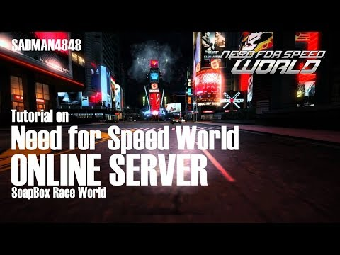 HOW TO INSTALL NEED FOR SPEED: WORLD [OFFLINE]