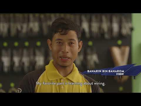 24 Hours of Reality 2017: Solar Academy (Malaysia)