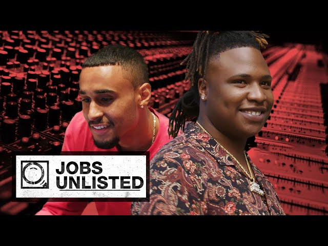 How To Make Beats with Tay Keith | Jobs Unlisted