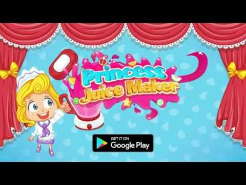 Princess Juice Maker - Food & Girl Games Free Download on Android Google Play Store
