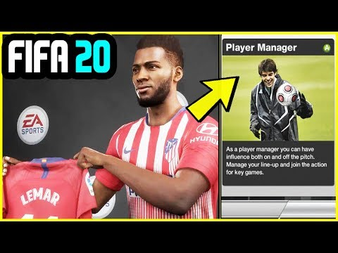 8 REMOVED Career Mode Features We Want Back In FIFA 20 Career Mode