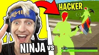 TOP 10 HACKER your FORTNITE CONtro NINJA!!! *pazzesco *