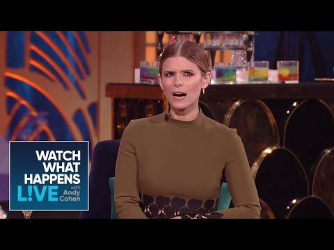 Kate Mara Didn't Attend Kendall Jenner's Party | WWHL