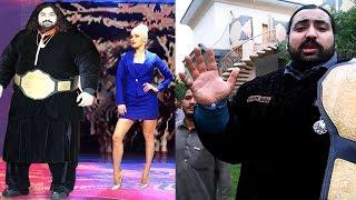 KHAN BABA PAKISTANI WWE SUPERSTAR || PAKISTANI HULK
