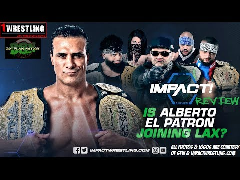 GFW IMPACT WRESTLING 7/13/17 REVIEW! DID...