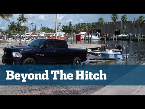 Florida Sport Fishing TV - Service & Repair Outfitting A Tow Vehicle