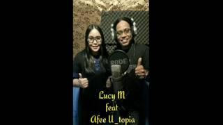 Tetap Teguh - Lucy M & Afee U_topia ( single duet terbaru 2017 )