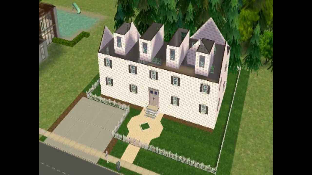 Sims 2 Pretty Little Liars Hanna S House Youtube