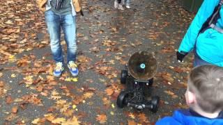 Sprookjes robots in de Efteling