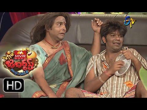 Extra Jabardasth - Sudigaali Sudheer Performance - 15th January 2016 - ఎక్స్ ట్రా జబర్దస్త్