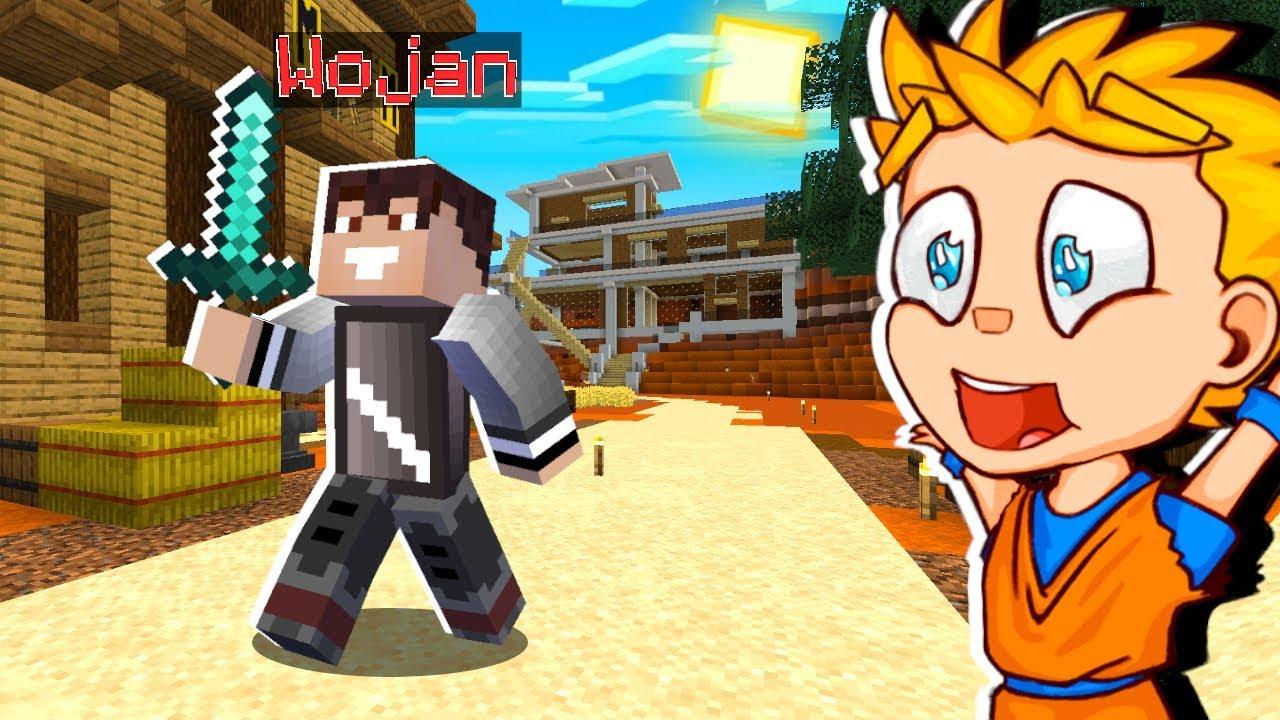 Gramy Na MOIM SERWERZE Minecraft!   NA ŻYWO ⚔️🔴 - YouTube
