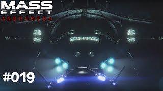 MASS EFFECT ANDROMEDA #019 - Kett Krieg - Let's Play Mass Effect Andromeda Deutsch / German