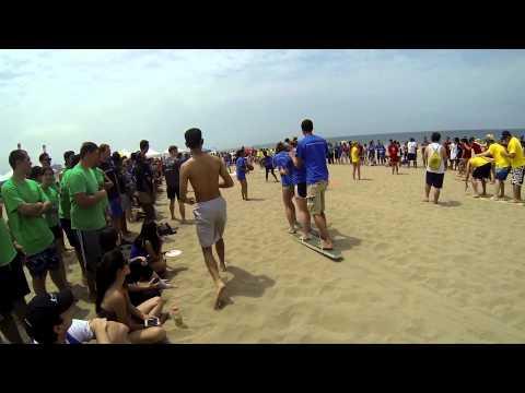 Aerospace Summer Games 2013 Relay Race