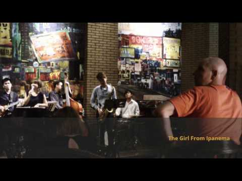 วงดนตรีแจ๊ส Tivoli Jazz Band [Set 1] Live at Shanghai Mansion Bangkok