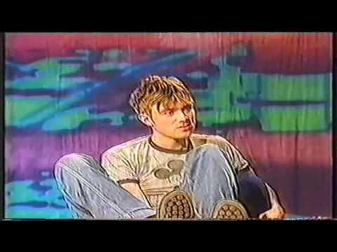 Damon Albarn - 2TV - Dave Fanning Interview 1996 - Blur