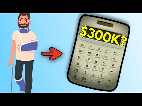 Injury and Car Accident Settlement Calculator