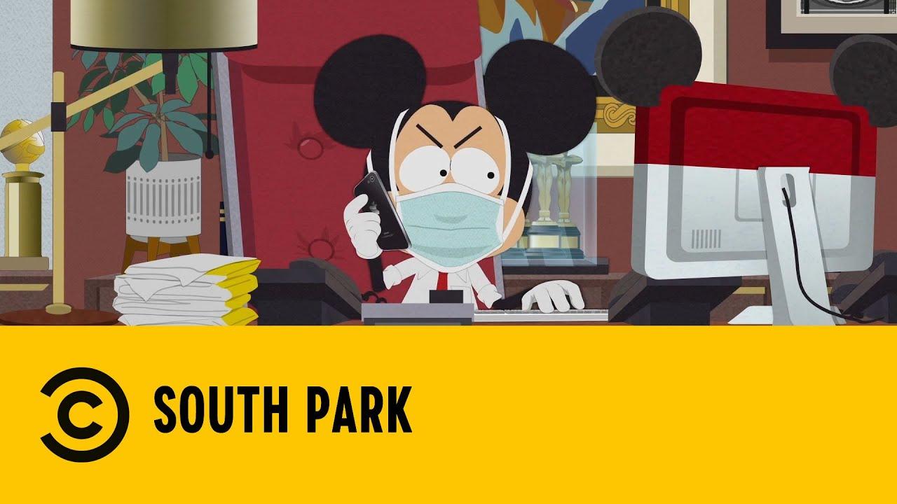 Download South Park Pandemic Special - L'origine del covid - Comedy Central