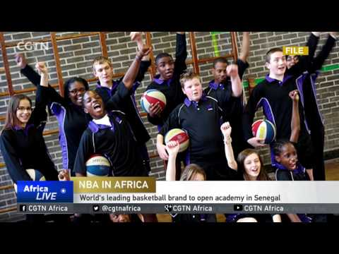 World's leading basketball brand to open academy in Africa