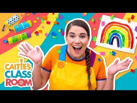 Colors, Colors, Colors! | Caitie's Classroom | Pre-K Education