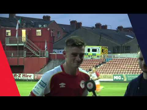 """""""It's the first header I've ever scored!"""" - 18-year-old McCormack on first senior goal"""