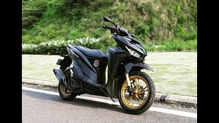 REVIEW UPDATE TERBARU (MODIFIKASI ALL NEW VARIO)