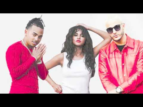 DJ Snake, Selena Gomez, and Ozuna - Taki Taki (no rap)