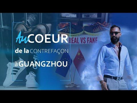 Au coeur de la contrefaçon à Guangzhou (Copy market Chine)