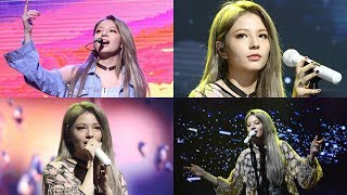 SHANNON(샤넌) 'HELLO' 'Love Don't Hurt' 'Good bye' Showcase Stage (눈물이 흘러, 가도 돼, KPOP STAR 6, 쇼케이스)