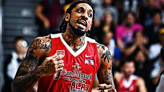 RENALDO BALKMAN HEROIC AND HISTORIC PERFORMANCE! - Balkman Scores 46 points to take down Hongkong!