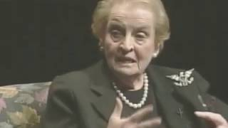 An Evening with Madeleine Albright