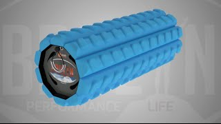 The MORPH - Collapsible Foam Roller